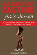 Intermittent Fasting For Women