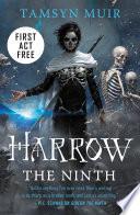 Book Harrow the Ninth  Act One