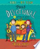 The Bible Is My Best Friend Family Devotional