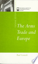 Arms Trade and Europe