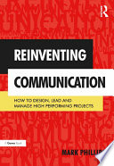 Reinventing Communication : even the most mature organization can fail...
