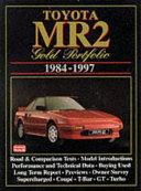 Toyota Mr2 1984 1997