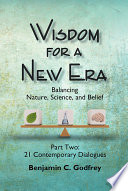 Wisdom For A New Era Part Two 21 Contemporary Dialogues