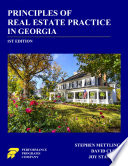 Principles of Real Estate Practice in Georgia