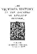 The Victoria history of the county of Devon