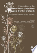 Proceedings of the XII International Symposium on Biological Control of Weeds