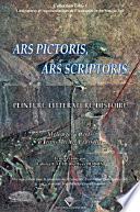 Ars pictoris  ars scriptoris