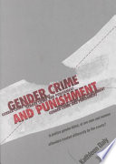 Gender  Crime  and Punishment