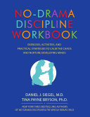 No Drama Discipline Workbook book