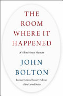 The Room Where It Happened Book PDF