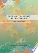 TRAVELS WITH A DONKEY IN THE CEVENNES : highland valley fifteen miles from le...