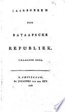 Jaarboeken der Bataafsche Republiek
