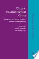 China   s Environmental Crisis
