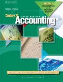 Century 21 Accounting: General Journal, 2012 Update