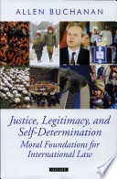 Justice  Legitimacy  and Self Determination