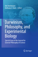 Darwinism, Philosophy, and Experimental Biology