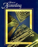 Glencoe Accounting  Concepts Procedures Applicatons  Student Edition Abridged