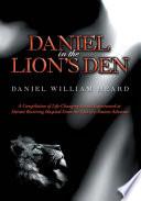 Daniel In The Lion S Den