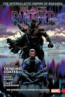 Black Panther Vol. 4: the Intergalactic Empire of Wakanda Part Two