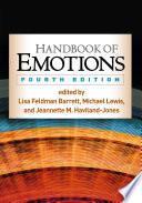 Handbook of Emotions  Fourth Edition Book PDF