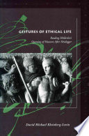 Gestures of Ethical Life
