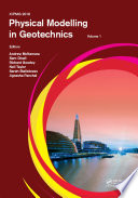 Physical Modelling In Geotechnics Volume 1