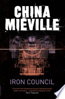 Iron Council book