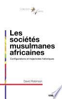 Les sociétés musulmanes africaines