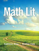 Math Lit Plus MyMathLab    Access Card Package