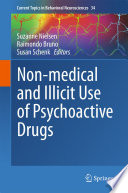 Non Medical And Illicit Use Of Psychoactive Drugs