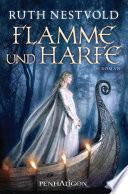 Flamme und Harfe