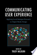 Communicating User Experience