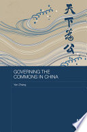 Governing The Commons In China : the english-speaking world and in...