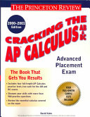 Cracking the AP Calculus AB   BC