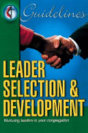Software Guidelines 2005 2008 Leader Selection And Development Download