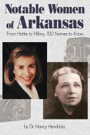 Notable Women of Arkansas