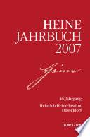 Heine-Jahrbuch 2007