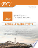 Isc 2 Sscp Systems Security Certified Practitioner Official Practice Tests