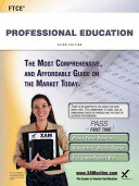 Ftce Professional Education Teacher Certification Study Guide Test Prep