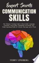 Expert Secrets Communication Skills