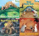 Bear Board Book 4 pack