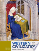 Western Civilization  Volume B  1300 1815