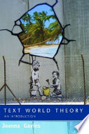 Text World Theory  An Introduction