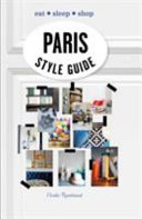 Paris Style Guide : rambaud and invites you to...