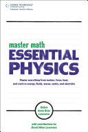 Master Math Essential Physics, 1st ed.