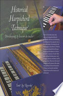 Historical Harpsichord Technique