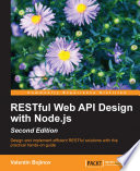 RESTful Web API Design with Node js