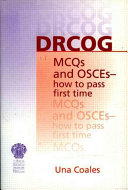 DRCOG MCQs and OSCEs   how to Pass First Time