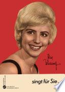 Bärbel Wachholz sing für Sie acht ihrer bekanntesten und beliebten Titel