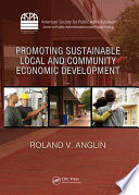 Promoting Sustainable Local and Community Economic Development